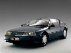 Remember | Renault Alpine GTA V6 Turbo