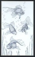 "Gallery.ru / mornela - Album ""Blackwork Fische"""
