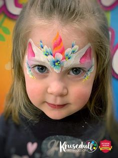 painting tips artists Face Painting Unicorn, Face Painting Tips, Face Painting Tutorials, Unicorn Face, Face Painting Designs, Painting For Kids, Paint Designs, Body Painting, Face Paintings