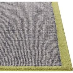 I like this tweed rug, too bad it only comes in a square. I would need 4 for the bedroom, $199