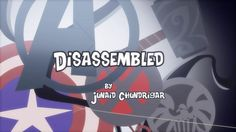 Disassembled by Junaid Chundrigar.