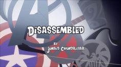 Disassembled by Junaid Chundrigar. Disassembled.
