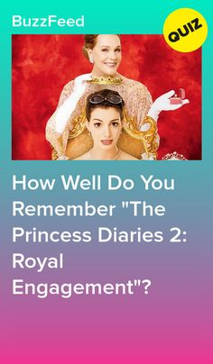"""How Well Do You Remember """"The Princess Diaries Royal Engagement""""? Dog Names Disney, The Princess Diaries 2001, Disney Horses, Ice Cream Brands, Royal Engagement, Ben And Jerrys, Romantic Dinners, Do You Remember, Greeting Card"""