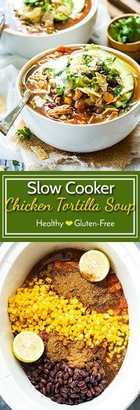 Easy Slow Cooker Chi