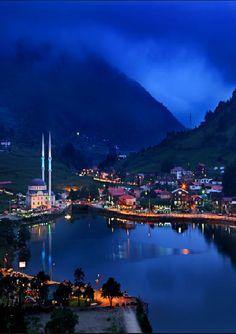 ✿ ❤ UZUNGÖL, ÇAYKARA / Trabzon - Turkey