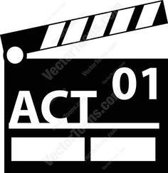Black And White Director's Movie Clapperboard Computer Icon #board #clapboard #clapper #computer #e-mail #film #icons #internet #laptop #mobile #movies #navigation #PDF #phone #set #slate #slateboard #smart #soundmarker #sticks #symbols #syncslate #technology #timeslate #vectorgraphics #vectors #vectortoons #vectortoons.com #website