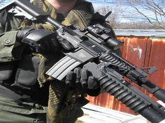 Classic Army M15A4 CQB SEAL-X AEG Airsoft Gun