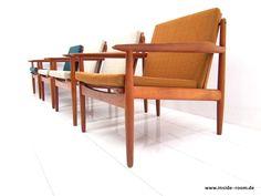 Arne Vodder Easy Chairs | Inside Room