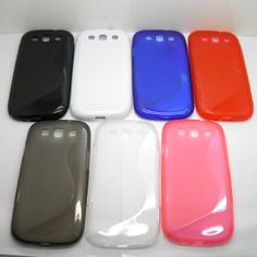 S line TPU case for Samsung