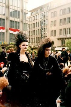 Beautiful goths