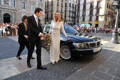 Ayer la protagonista fué ella… la boda de Rosa Clarà