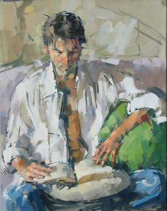 pintura de Maggie Siner