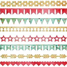 Free SVG 8 scrapbooking Borders