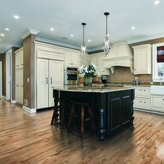 Shop Pergo MAX 5.23-in W x 3.93-ft L Providence Hickory Handscraped Laminate Wood Planks at Lowes.com