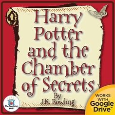 Harry Potter and the Chamber of Secrets Novel Study is a Common Core Standard aligned book unit to be used with Harry Potter and the Chamber of Secrets by J.K. Rowling. This download contains both a printable format as well as a Google Drive compatible format.This is a complete novel study that includes many individual products bundled together to offer you extensive savings!
