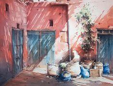 Французский художник Christian Graniou