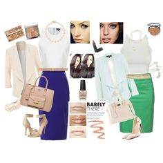 """""""Workday!!"""" by mariuxi-pine on Polyvore"""