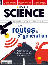Pour la Science - No 450, avril 2015