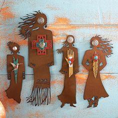 Spirit Woman Wall Art