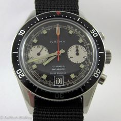 Swiss Chronograph Watch
