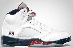 cheaper 44349 c1f51 Find Mens Jordans 5 Independence Day White Varsity Red Midnight Navy online  or in Nikelebron. Shop Top Brands and the latest styles Mens Jordans 5 ...