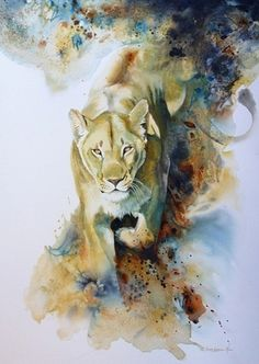 wildlife and art A 12143