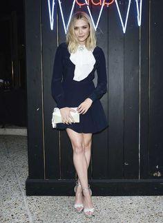 nice Elizabeth Olsen Elbiseleri Resimleri Ve Kombinleri