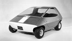 AMC Amitron: Stromer-Oldtimer von 1967 schaffte bereits 250 Kilometer