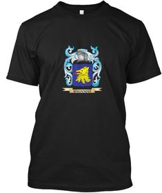 Bagnacci Coat Of Arms   Family Crest Black T-Shirt Front - This is the perfect gift for someone who loves Bagnacci. Thank you for visiting my page (Related terms: Bagnacci,Bagnacci coat of arms,Coat or Arms,Family Crest,Tartan,Bagnacci surname,Heraldry,Family Reu #Bagnacci, #Bagnaccishirts...)