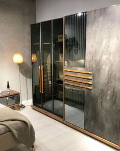 Stylish-Rich Wardrobe Design n Laninate Ideas