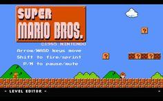 Juega Super Mario Bros. desde tu computadora gracias a HTML5