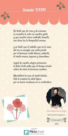 La imprenta de Clío: Gotas de poesía: Garcilaso de la Vega