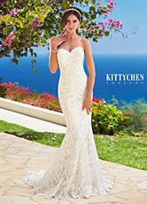 Kitty Chen Wedding Dress CORA