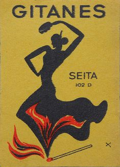 matchbook cover
