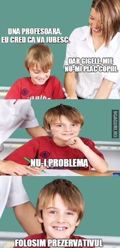 Click pentru a vedea imaginea sau a lăsa un comentariu. Funny Comics, Funny Pictures, Funny Memes, Lol, Humor, History, Face, Happy, Chemistry