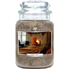 COZY HOME Goose Creek Candle