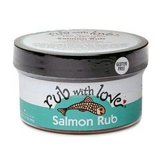 Rub With Love by Tom Douglas Salmon Spice Rub: This stuff is the best rub ever! I want more Salmon for dinner now.