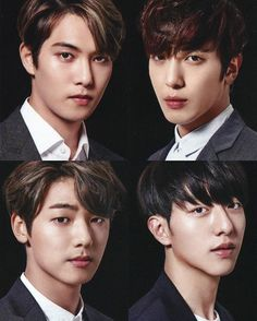 CNBLUE for BC Card✨ scan by; yfftw