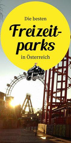 Area 47, Dream Big, Wanderlust, Travel, Austria, Secret Places, Ferris Wheel, Roller Coaster, Viajes