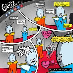The Daily Frustration Comic Book Artists, Comic Artist, Comic Books, Pet Fish, How To Make Comics, Amusement Park, Comic Strips, Character Design, Pets
