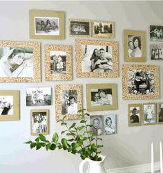 Reader Question: Family Photo Arrangements