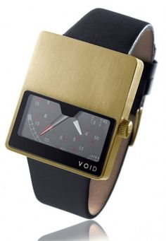Void Watch #voidwatch #menswatch #ladieswatch  For more designs, check out www.urbantrait.com