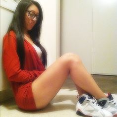 #sneakerhead #chickswithkicks