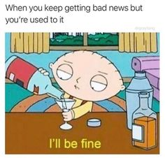Family Guy Presents - Stewie Griffin: The Untold Story Family Guy Stewie, Family Guy Funny, Family Guy Quotes, Family Humor, Memes Humor, Funny Humor, Bad Humor, Funny Quotes, Really Funny