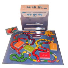 Korean Social and Emotional Competence Game. Price: $54.95 On Sale! $49.45