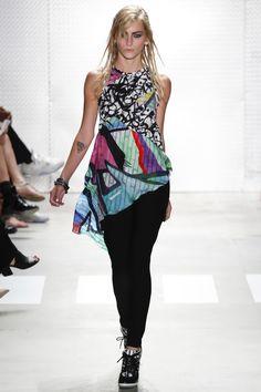 Nicole Miller, Look #3