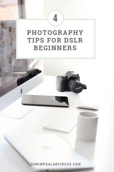 4 Tips for DSLR Photography Beginners - Go from novice to first-rate photographer in no time with this tutorial full of tips, tricks, and guide for learning to shoot with your DSLR camera!
