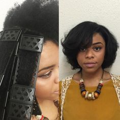 """25% OFF TODAY ONLY!!! HAPPY HUMP DAY!!! ENTER """"HUMPDAY"""" AT CHECKOUT  SHOP: @CWK_GIRLS SHOP: @CWK_GIRLS SHOP: @CWK_GIRLS  Colored Stretched With The SSS Plates From @cwk_girls Trimmed and Styled on Low Setting. Thanks for stopping by Esha!  #FreeYourRoots #sssplates #naturalhair #teamnatural #stretchedhair #straighthair #bantuknots #flexirods #permrods #stretchedhairosmetics #haircare #blackbeauty #beautybox #samples #beautycare #cowash #subscriptionbox #blackbeautybox #naturalhair…"""
