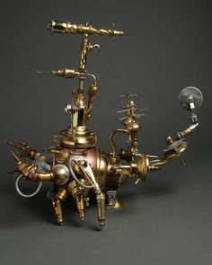 Steampunk Submersibles!