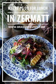 Lunch in Zermatt summer Try Brasserie Uno's lunch menu, Thursday to Monday for lunch, dinner and coffee. The best restaurant in Zermatt. Lunch Menu, Dinner Menu, Tempura Vegetables, Dinner Reservations, Grilled Tofu, Casual Restaurants, Chalet Style, Zermatt, Roasted Potatoes